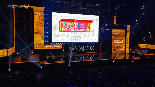 Microsoft Xbox E3 2019 RPG Time The Legend of Wright