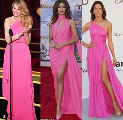 Outubro o mês escolhido para celebrar e divulgar a prevenção contra o câncer de mama, então vamos nos inspirar em alguns looks rosa para o Outubro Rosa:
