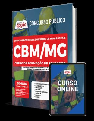 Apostila digital pdf p/ CBM-MG (Corpo de Bombeiros de Minas Gerais)