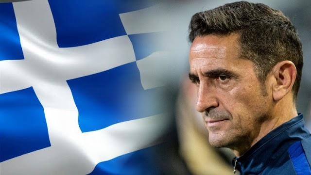 Ο Μανόλο Χιμένεθ ήθελε, θέλει και θα θέλει πάντα Εθνική Ελλάδος...