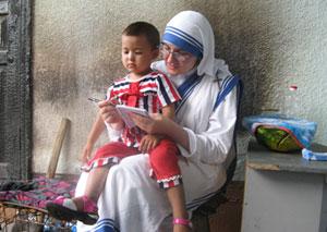 El DOMUND ayuda a los misioneros que trabajan con los más pobres