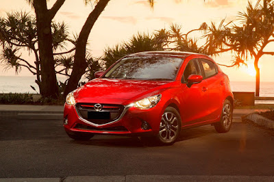 Eksterior All New Mazda2 Indonesia