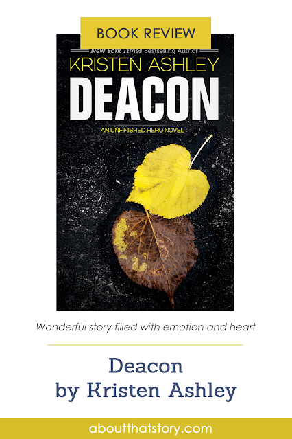 Book Review: Deacon by Kristen Ashley   About That Story