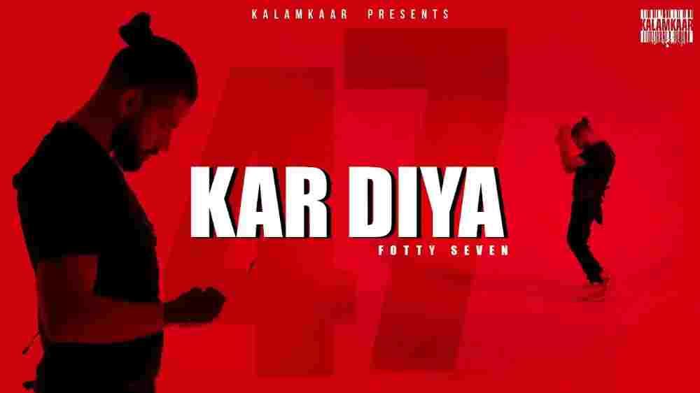 Kar Diya Lyrics