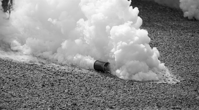 gas air mata