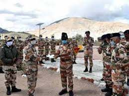ITBP captures Black Top LAC