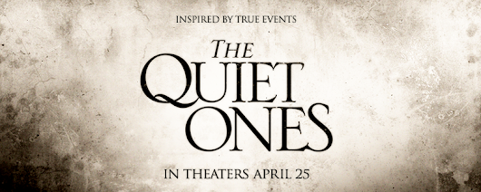 The Quiet Ones Official Trailer #1 (2014)