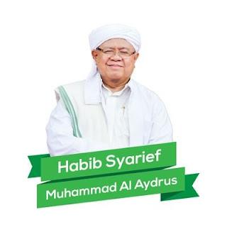 Biografi KH. Drs. Habib Syarief Muhammad Alaydrus