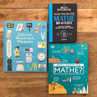 Bücher für mehr Spaß mit der Mathematik