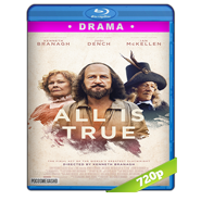 All Is True (2018) BRRip 720p Audio Dual Latino-Ingles