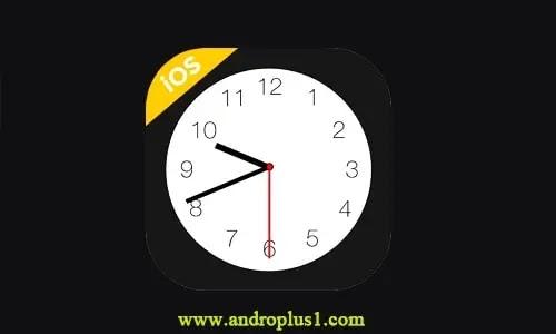 تطبيق الساعة للاندرويد