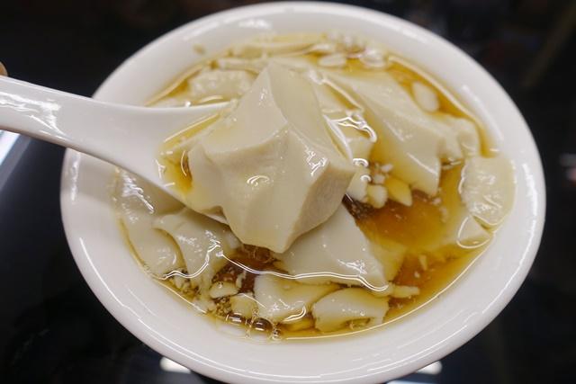 新莊丹鳳捷運站銅板美食10元豆花~阿真歡樂豆花