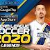 تنزيل لعبة دريم ليج 20 النسخة الاسطورية DLS 2020 Legends Edition (Online+Offline) 350 MB HD اخر اصدار من ميديا فاير