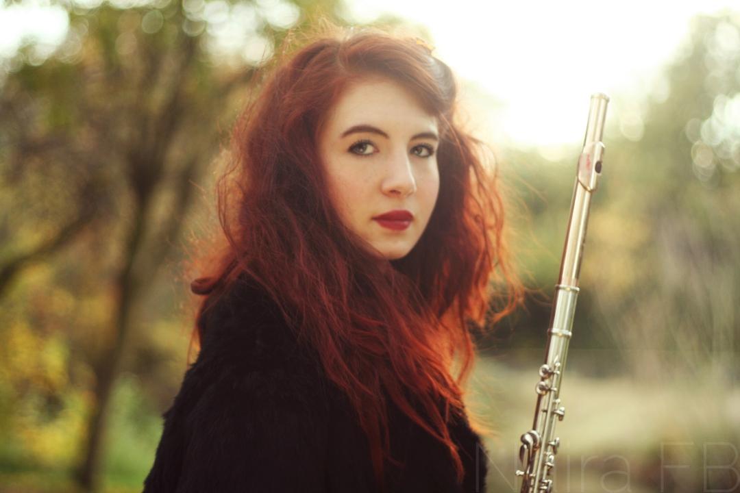 Rebecca Carson, flute