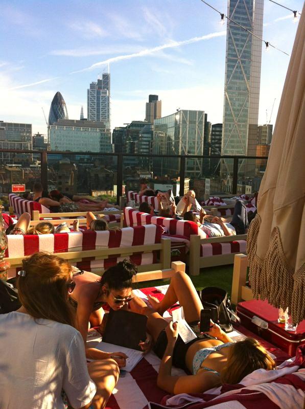 Soho House Shoreditch: Alexandra D. Foster Destinations Perfected: London