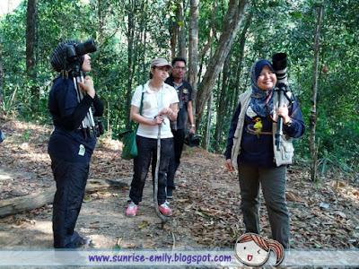 Bird Scouting Activity @ Kuala Kubu Bharu