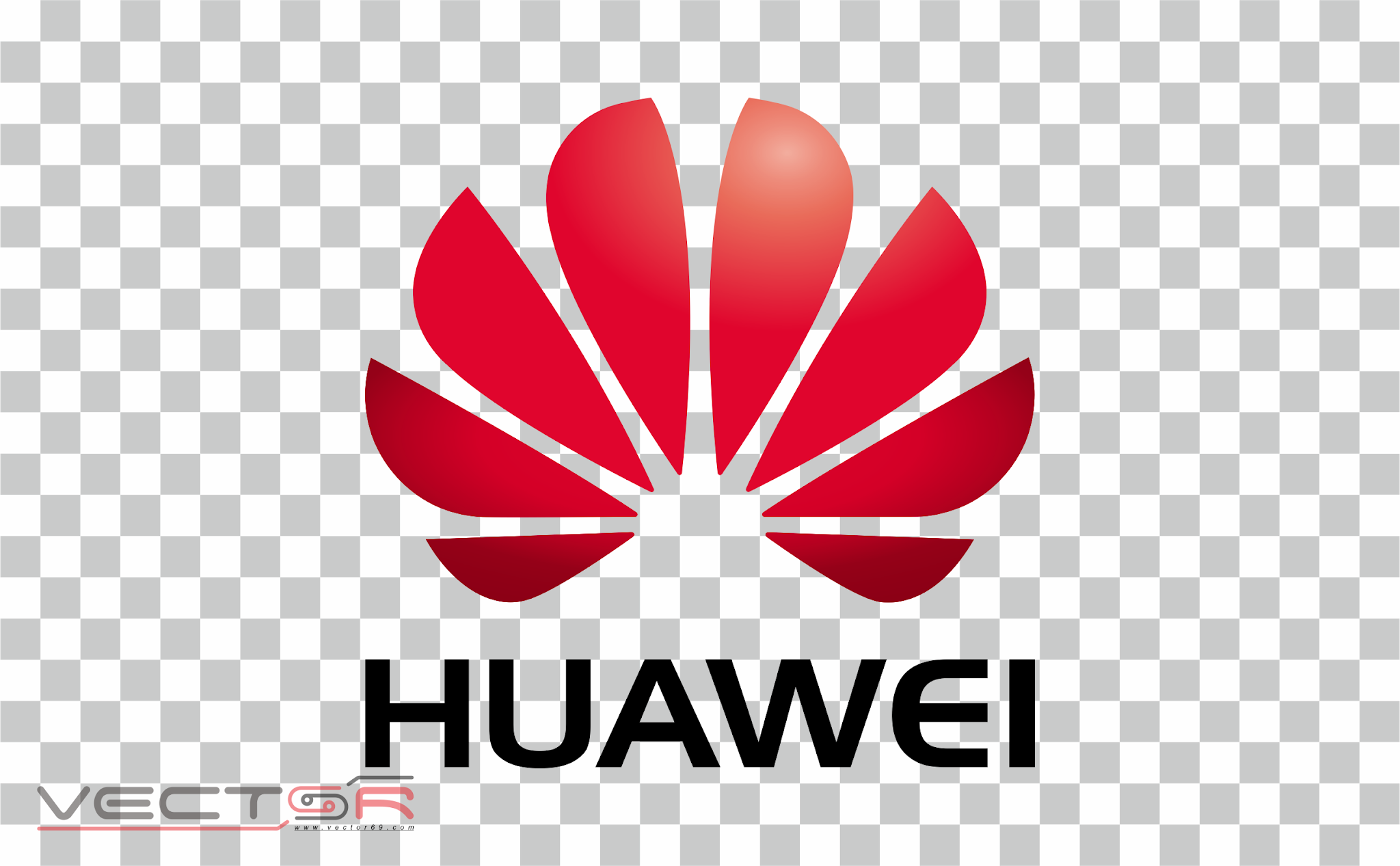 Huawei Logo - Download Vector File PNG (Portable Network Graphics)