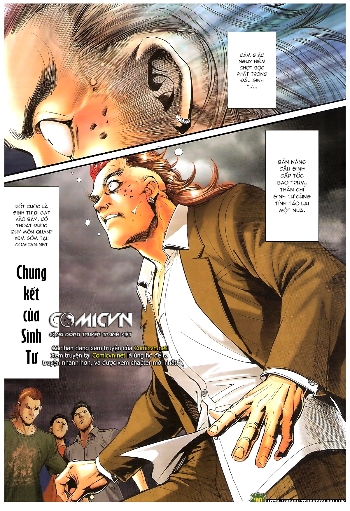 Người Trong Giang Hồ chapter 1646: đại hạn lâm đầu trang 26