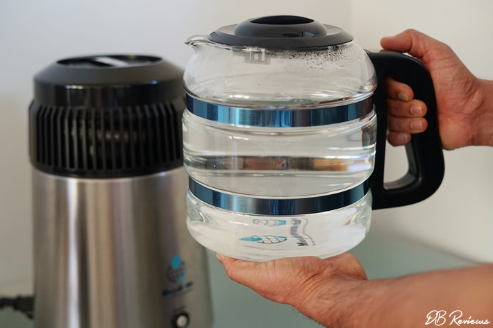 Megahome Deluxe Water Distiller
