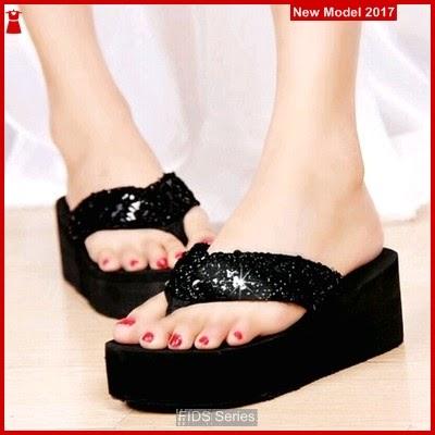 FIDS007 Sandal Wanita Sandal Wedges Branded Murah