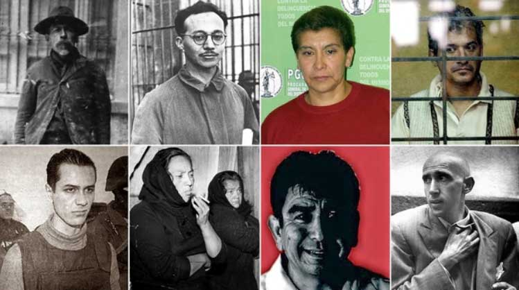 Mexico's most sinister serial killers + Otis list of the worst