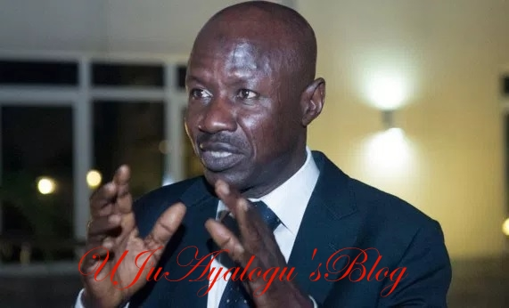 EFCC Chair, Magu, gets global endorsement