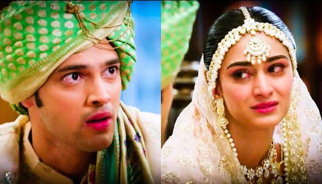 Good News : Anurag and  Prerna's izhar-e-mohabbat in Kasauti Zindagi Kay 2