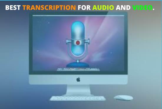 Legal transcription for court proceedings - Writing & Translation - Transcripts