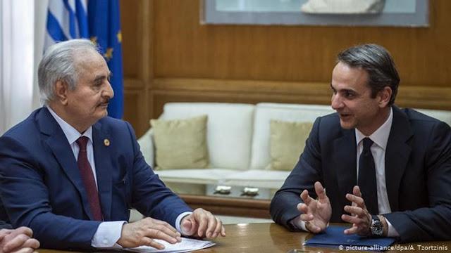 """Γερμανικός Τύπος: """"Ο εχθρός της Τουρκίας είναι φίλος της Ελλάδας"""""""