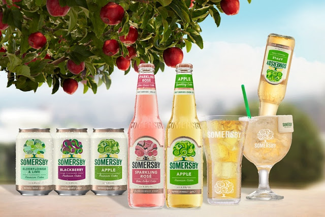 Somersby Apple Cider Collection