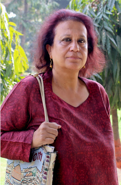 Interview with Rita Joshi author of the book The Simla Paintings