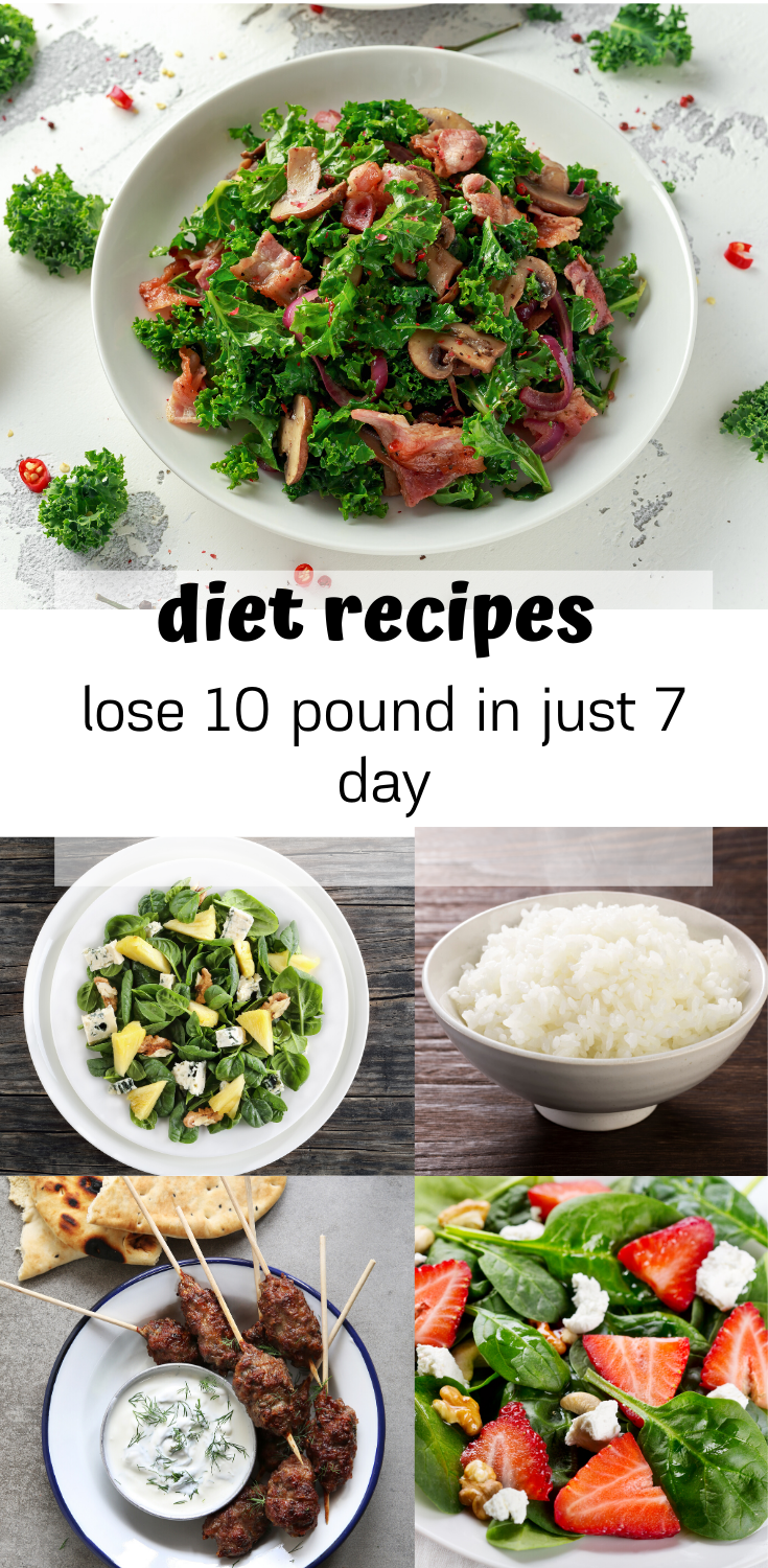 top diet recipes that help you to lose 10 pound in just 7 day and get the ideal body you desire #dietrecipes #diet #recipes
