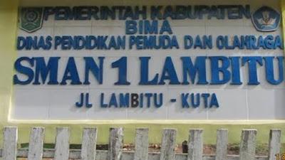 SMA Negeri 1 Lambitu Sekolah Favorit Di Kecamatan Lambitu