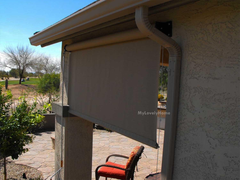 best balcony waterproof curtains ideas