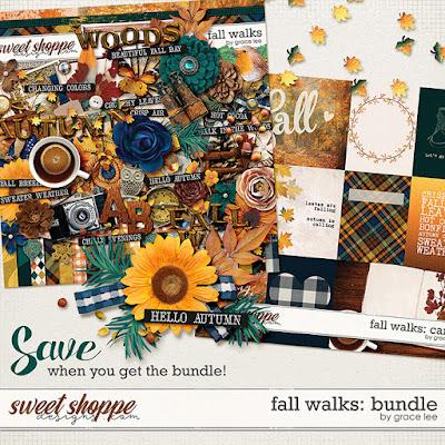 Fall Walks: Bundle