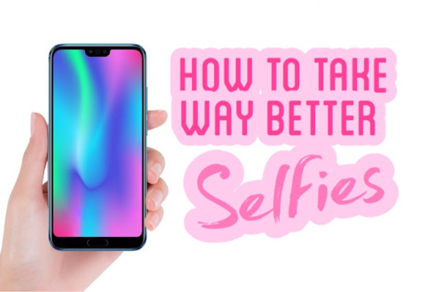 Tips Foto Selfie Yang Menarik
