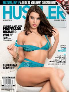 Hustler USA – Noviembre 2019 PDF digital