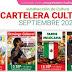Con atractiva cartelera cultural Ixtapaluca celebra el mes patrio