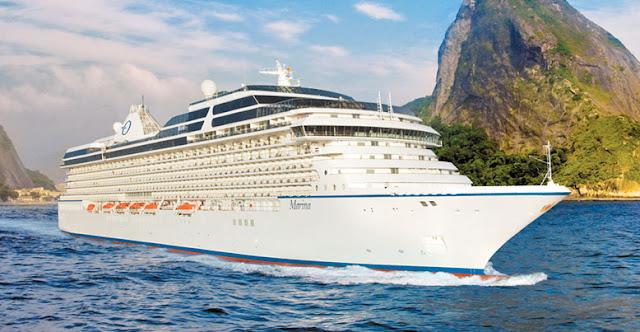 Oceania Cruises' Marina