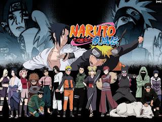 KAVA Movies: Naruto Shippuden Season 1 (Sub Indo) Kazekage