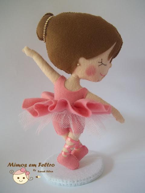 Boneca bailarina amigurumi - Artigos infantis - Jardim Arlindo ... | 640x480
