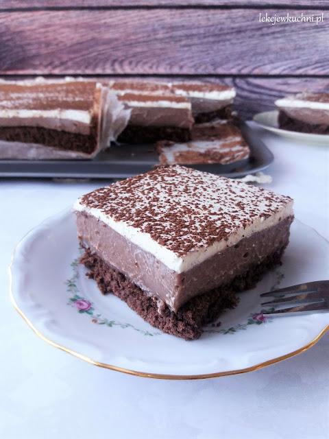 Budyniowiec ciasto przepis