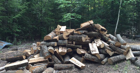 Business Building Tips From the Wood Pile