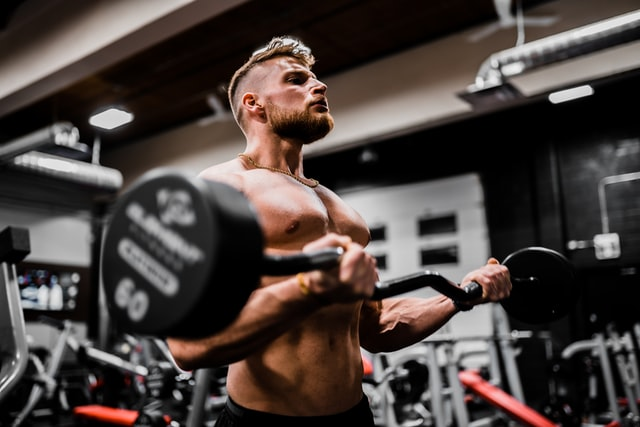 مكملات تحفيز هرمون نمو العضلات