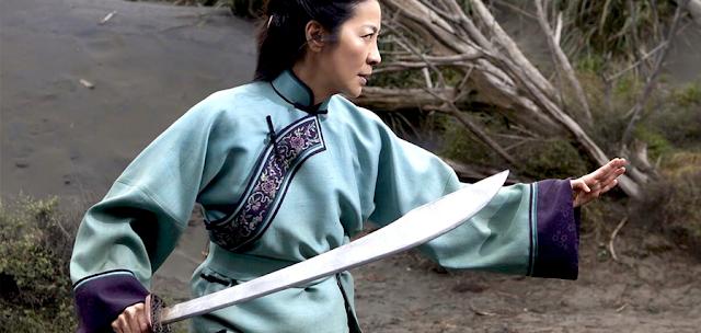 Trailer Crouching Tiger Hidden Dragon: Sword Of Destiny