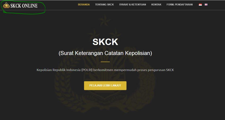 Cara dan Syarat Membuat SKCK Secara Online