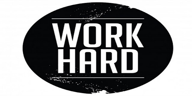 Work Hard Till Your Last Breath