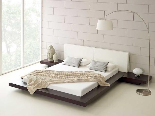 cama casal japones