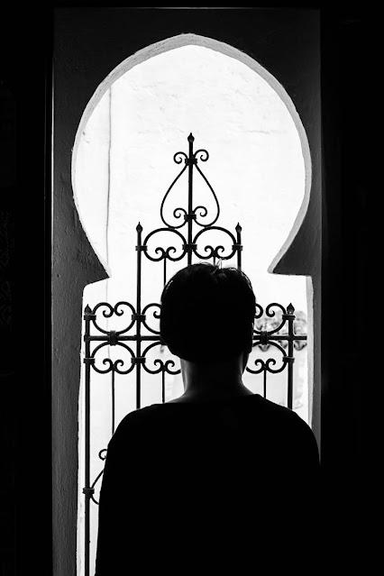 contraluz, foto de Carlos Larios