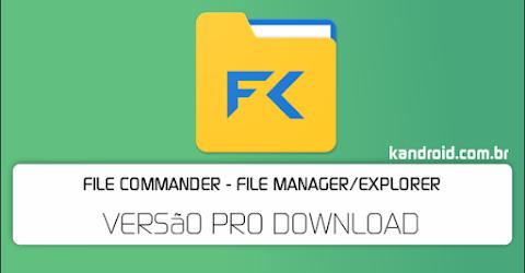 File Commander - Gerenciador APK Mod Premium